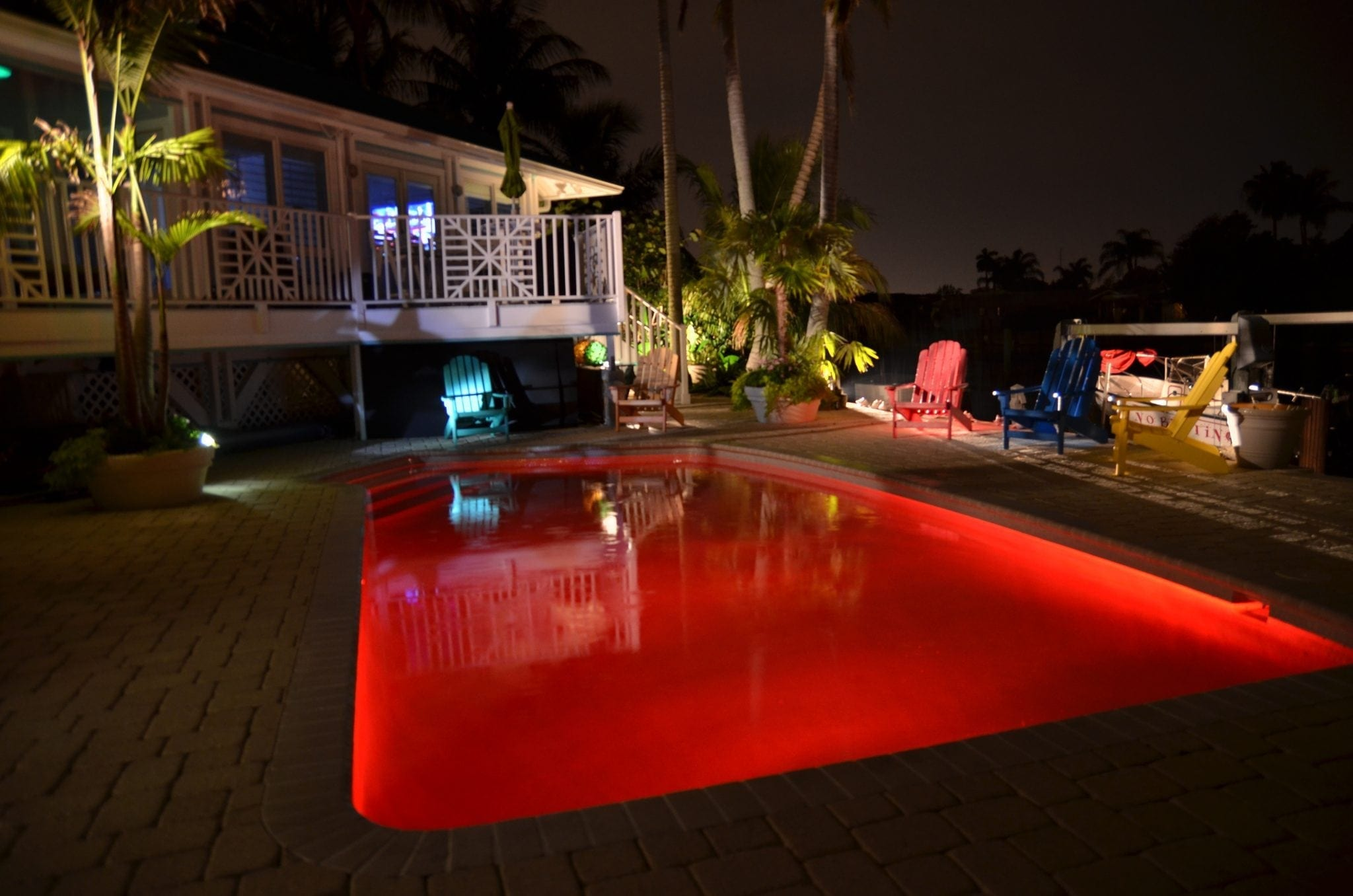Outdoor Kitchens & Pools Houston Gallery - Creative Pool Designs