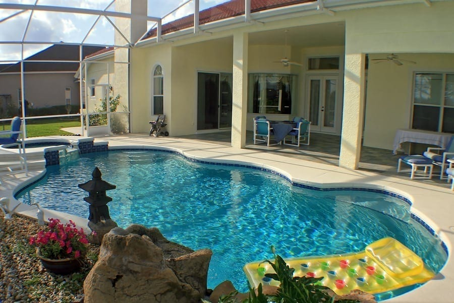 Houston Pool Builders Build You A Pool For Better Health
