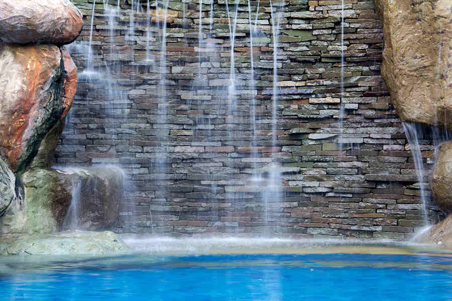 Waterfall Outdoor Halflifetrinfo