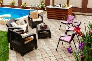 Bring The Comforts Of Indoors Outside