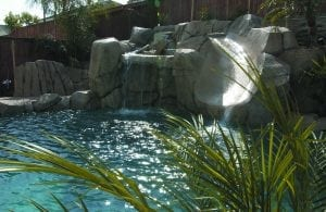 4 Advantages Of Swimming Pool Waterfalls