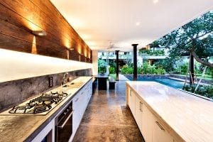 Owning A Custom Pool And Outdoor Kitchen Is Easier Than You Think