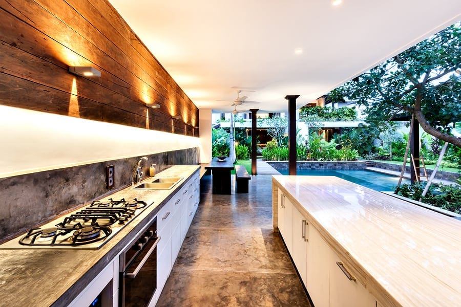 Owning A Custom Pool And Outdoor Kitchen Is Easier Than You ...