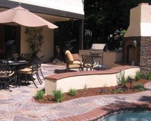 Make a Backyard Oasis with Beautiful Finishes and Additions